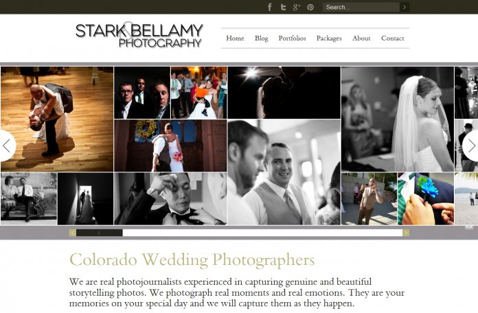 Stark Bellamy Wedding Photographers