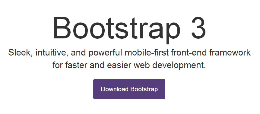 Bootstrap (1)
